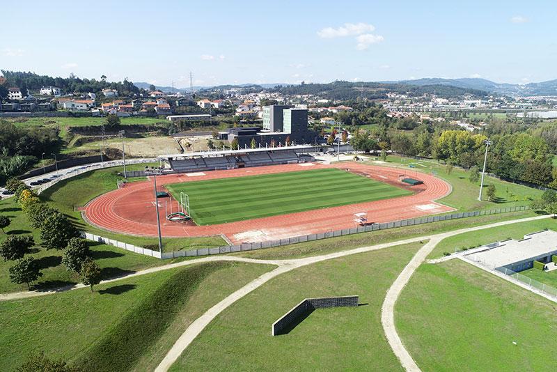 Pista de Atletismo de Guimarães